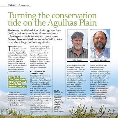 Conservation Tide